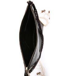 Elizabeth and James | Wire Frame Bag - Black Multi | Lyst