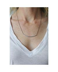 Maslo Jewelry | Metallic Elements Necklace | Lyst