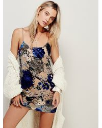 Free People | Natural Simply Burned Out Slip | Lyst