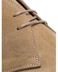 Bottega Veneta | Natural Suede Desert Boots for Men | Lyst