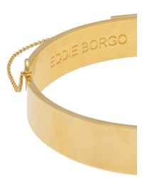 Eddie Borgo - Metallic Safety Chain Choker - Lyst