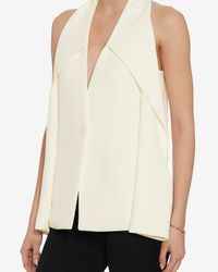 Dion Lee - White Inverted Sleeve Jacket - Lyst