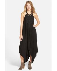 Rip Curl | Black 'Castaway' Maxi Dress | Lyst