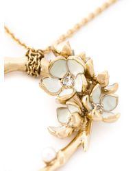 Shaun Leane | Metallic 'cherry Blossom' Topaz Necklace | Lyst