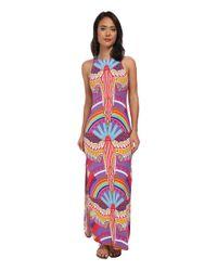 Mara Hoffman | Purple Maxi Tank Dress | Lyst