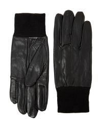 Howick | Black Classic Leather Gloves for Men | Lyst