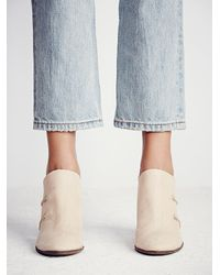 Free People | Natural Stateside Mule | Lyst