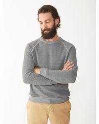 Alternative Apparel - Gray Champ Ecofleece Sweatshirt for Men - Lyst