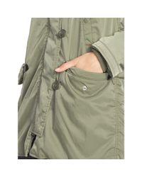Denim & Supply Ralph Lauren - Green Hooded Down Parka - Lyst