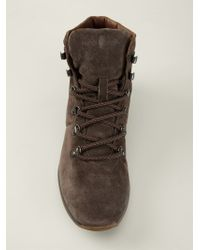 Car Shoe - Gray Hiking Boots for Men - Lyst