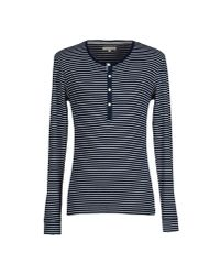 Suit - Blue T-shirt for Men - Lyst