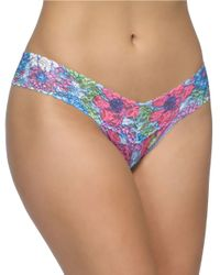 Hanky Panky | Multicolor Penelope Low-rise Thong | Lyst