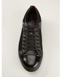HUGO - Black Fullito Sneakers for Men - Lyst