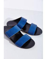 BDG - Blue Robyn Slide - Lyst