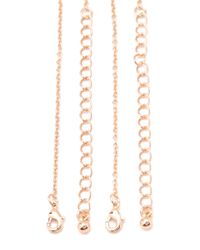 Forever 21 | Metallic Dinosaur Pendant Necklace | Lyst