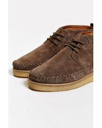 Pointer - Brown Pointer Karl Moc-toe Boot for Men - Lyst