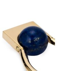 Uribe | Blue Globe Ring | Lyst