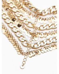 Free People | Metallic Grace Bijoux Womens Tynuska Anklet | Lyst