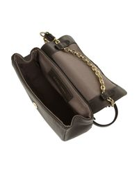 See By Chloé - Metallic Rosita Snakeeffect Leather Shoulder Bag - Lyst
