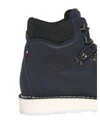 Diemme - Blue Roccia Leather Walking Boots for Men - Lyst