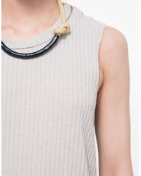 Which We Want | Gray Ren Muscle Tank | Lyst