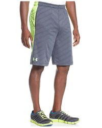 Under Armour | Gray Men's Raid Exo Training Shorts for Men | Lyst