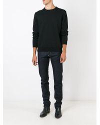 Philipp Plein - Blue Straight Leg Jeans for Men - Lyst