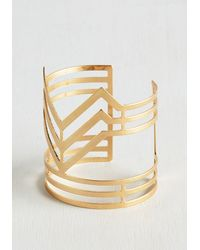 Ana Accessories Inc - Metallic Highlight Of The Show Bracelet - Lyst