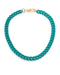 Marc By Marc Jacobs | Green Rubber Chain Necklace | Lyst