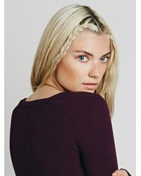 Free People | Purple Womens Lovely Lady Cuff | Lyst