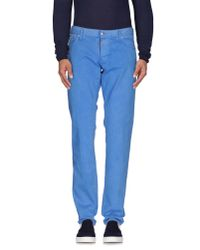 DSquared² - Blue Denim Pants for Men - Lyst
