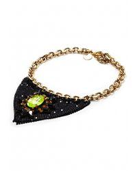 Matthew Williamson   Black Necklace   Lyst