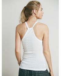 Free People - White Simply Cami - Lyst