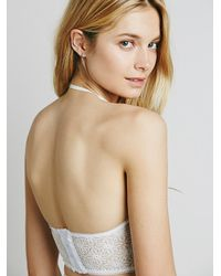 Free People | Natural Wanted And Wild Bustier | Lyst