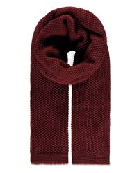 Forever 21 | Brown Seed Knit Scarf | Lyst