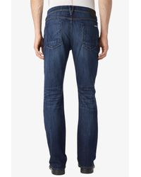 Hudson Jeans - Blue Clifton Bootcut for Men - Lyst