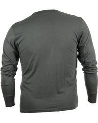 47 Brand - Gray Men's Long-sleeve Portland Trail Blazers Flanker T-shirt for Men - Lyst