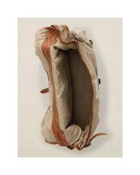 RRL - Natural Twill Messenger Bag for Men - Lyst