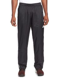 Adidas | Black '3s Essential' Training Pants for Men | Lyst