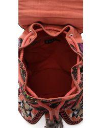 Shashi - Aida Backpack - Orange - Lyst