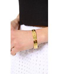 Gorjana - Metallic Chaplin Cuff Bracelet - Lyst