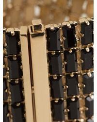 Giuseppe Zanotti | Black Embellished Cuff | Lyst