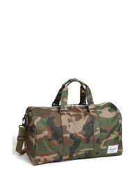 Herschel Supply Co. | Green 'novel' Duffel Bag for Men | Lyst