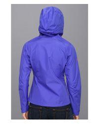 Marmot - Blue Nano As Jacket - Lyst