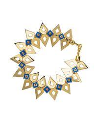Noir Jewelry | Metallic Caicos Bracelet | Lyst