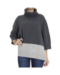 Iceberg - Gray Sweater - Lyst
