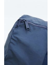 Herschel Supply Co. | Blue Day/night Packable Navy Reflective Holdall Bag for Men | Lyst