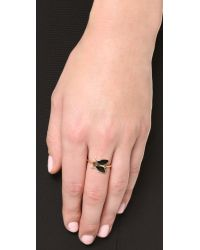 Holly Dyment | Metallic Fly Ring | Lyst