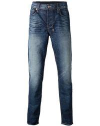 Ksubi - Blue Stone Washed Jeans for Men - Lyst