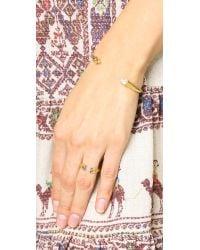 Pamela Love - Multicolor Quantum Cuff Bracelet - Lyst